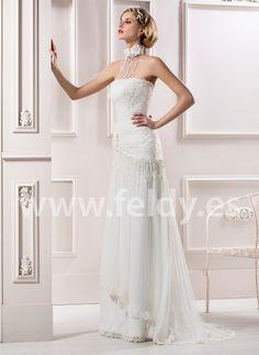 Vestido de novia Manu Garcia 2014 MG0501