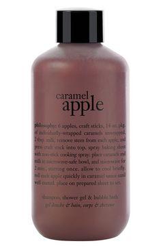 Caramel Apple Shower Gel | Philosophy