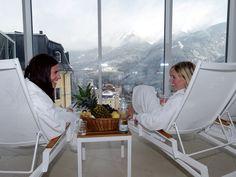 Wellness im Hotel Salzburger Hof Bad Gastein, Sauna, Vacations