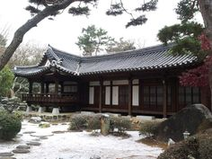Old house of Korea