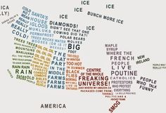This Hilarious Map Describes Canadas Stereotypes By Province And Territory
