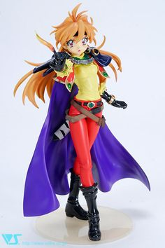 "Characters | Lina=Inverse ""Slayers Special"" version 