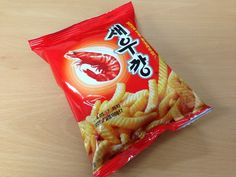 Korean Shrimp Taste Chips