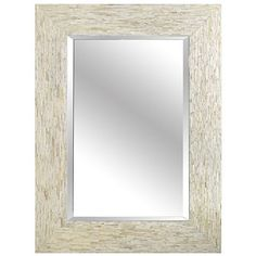Ivory Mother of Pearl mirror from Pier 1. $159.00