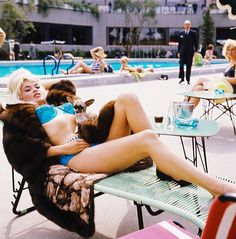 Jayne Mansfield c. 1964