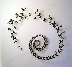 Butterfly Wall Art Love This!!!