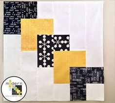 7 Stunningly Simple Quilt Block Tutorials