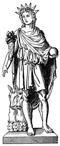 Greek Goddess - Urania - Muse of Astronomy