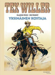 Tex Willer -suuralbumi: Yksinäinen kostaja