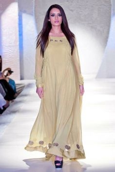 bridal semi formal dresses by rabs by manrah pfw 2012 Design