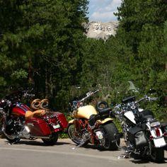 Sturgis - Mount Rushmore