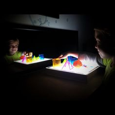 DIY Lightbox – Our Montessori Life