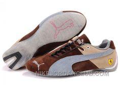 http://www.nikejordanclub.com/mens-puma-ferrari-in-gray-brown-beige-for-sale.html MEN'S PUMA FERRARI IN GRAY/BROWN/BEIGE FOR SALE Only $88.00 , Free Shipping!