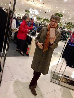 Coat shopping