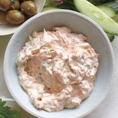 Garden Veggie Dip Recipe | Martha Stewart
