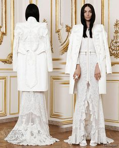 Givenchy Fall 2010 Haute Couture Collection | Wedding Inspirasi