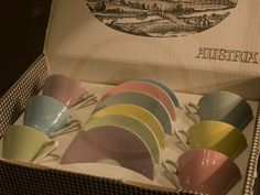 Lilienporzellan Daisy Form, Cookware, Beautiful Things, Daisy, Cups, Tea, Tableware, Interior, Childhood Memories