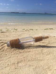 Message in a Bottle, Mauritius, Lux* Belle Mare Resort