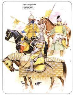 Timur's Warriors