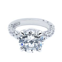 Tacori 343RD75 Engagement Ring. Oh law!