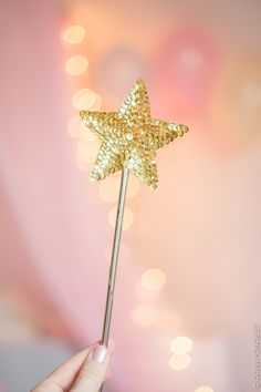 Olivia Poncelet Photography Blog Pink Pastel Magic Star Fairy