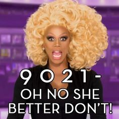 If you don't love rupaul then I don't love you.