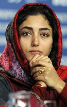 Iranian actress Golshifteh Farahani has found much success in Hollywood films in recent years.