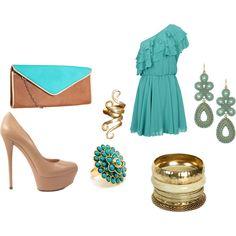 Pretty in Turquoise_get these earrings http://shop.stelladot.com/style/b2c_en_us/capriearrings.html?s=Wynn