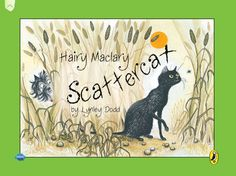 Hairy Maclary, Scattercat :: iPad (4.3+) :: Penguin New Zealand (dev), Lynley Dodd (author) :: Rhyming & repeated text, humorous story w/ watercolor scenes of Hairy Maclary, precocious terrier chasing neighborhood cats, make for good read aloud. White space with images/text centered work well mirrored or on iPad with small group. Gentle animation. :: Turn on/off original narration & music, record/save narration, manual/auto page turn. No in-app ads/purchases. Easy web access :: $4.99 ::