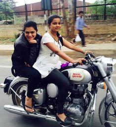 indian lady riding bike 388 - IndiaGirlsOnBike - Women Empowerment Of India