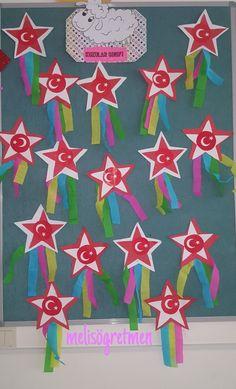23 nisan süsü  türk bayrağı