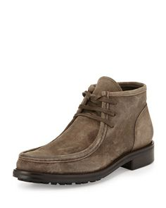 Crawford+Lugged+Suede+Boot,+Beige+by+Vince+at+Neiman+Marcus.