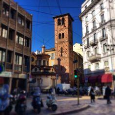 Bellissima foto my city