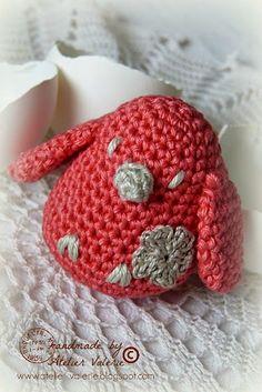 324 Beste Afbeeldingen Van Pasen Haken Amigurumi Patterns Easter