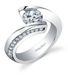 Very nice engagement ring