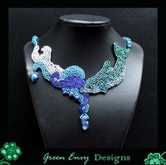 Ocean Mystery by GreenEnvyDesigns on Etsy, €160.00