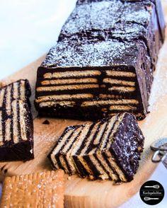 Kalter Hund | Schokolade meets Keks | Kochgehilfin
