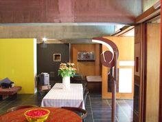 Fondation Le Corbusier - Buildings - Villa de Madame Manorama Sarabhai