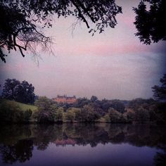 Dusk @ The Biltmore Estate by iandavid, via Flickr
