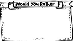 Would You Rather is a fun, and engaging game, that can be played in person or remotely on zoom and Google Meet. Students choose between two things they would rather do, expressing their thoughts verbally or in a written format. It comes with three sets: 1- words, pictures and numbers, 2- with words and pictures, 3- with words. This NO PREP game can be used as a brain break between lessons, an incentive for participation or a classroom reward! Click the link to check out this awesome game!