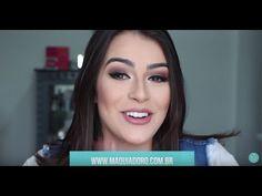 Assista esta dica sobre Maquiagem para fotos e vídeos por Mariana Saad e muitas outras dicas de maquiagem no nosso vlog Dicas de Maquiagem.