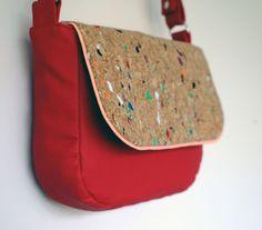 La Besace Pollock - patron couture et explications détaillées - Patrons de couture chez Makerist