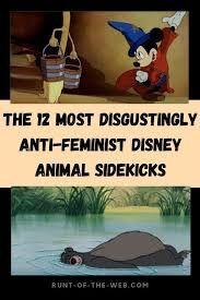 The 12 Most Disgustingly Anti-Feminist Disney Animal Sidekicks Halloween Diy, Happy Halloween, Halloween Decorations, Anti Feminist, World 2020, April 10, Thing 1 Thing 2, Humor, Animals