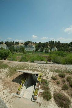 Parque Cementerio de Igualada Enric Miralles 1985-1991 2011-05-29