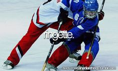 I would like to play Ringette until I have children and then when they get old enough coach their Ringette. I would like to have children around the age of 25.