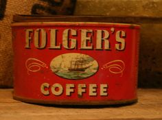 My parents used this brand. I have this tin.