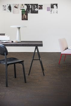 Discover our woven vinyl floors, available in different colours and shapes. Vinyl Flooring, Three Dimensional, Lovely Things, Different Colors, Colours, Shapes, Create, Heart, Interior