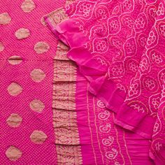 Bandhej Handwoven Banarasi Silk Sari 1012473 - Brands / Bandhej - Parisera