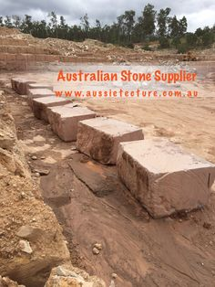 Aussietecture natural stone supplier has a unique range natural stone products for walling, flooring & landscaping. Natural Stone Cladding, Natural Stone Wall, Natural Stones, Landscape Design, Garden Design, Sandstone Fireplace, Sandstone Paving, Stone Supplier, Wall Cladding