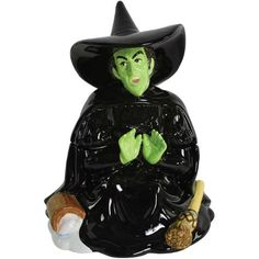 wizard of oz cookie jars | Reviews Description: This charming Wizard of Oz cookie jar features ...